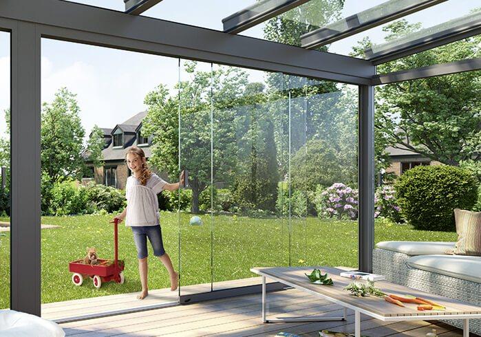 Glasoasen und Balkonsysteme 1