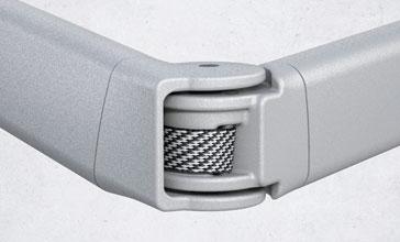 weinor LongLife-Arm mit leisem Lauf