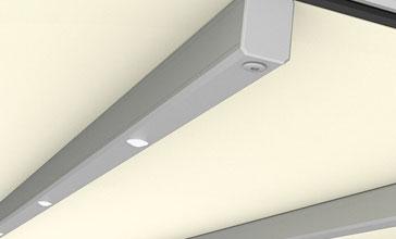 Dimmbare HighPower LED-Einzelspots