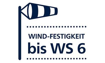 pergotex 2 windgeschwindigkeiten