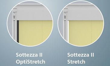 Basis-Version Sottezza II Stretch oder Sottezza II OptiStretch
