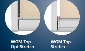WGM TopBelastungen bis Windstärke 6 sind für die WGM Top