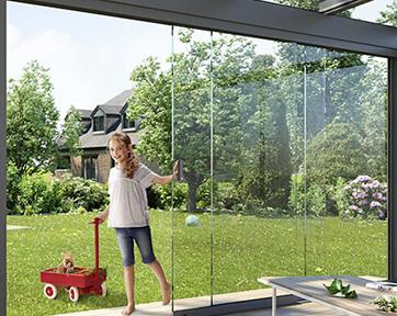 Glasoasen und Balkonsysteme 2