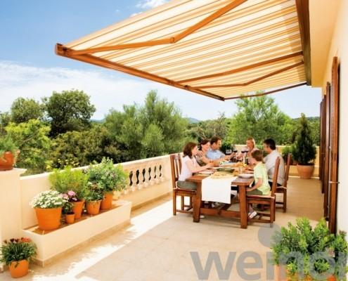 Markise oder Überdachung: Was ist besser für meine Terrasse?
