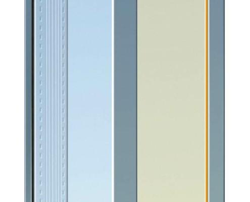 Einbruchschutz für Fenster mit Ein-Scheiben-Sicherheitsglas ESG