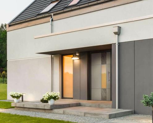ATRIS-Aluminium-Türen zum Einstiegspreis 1